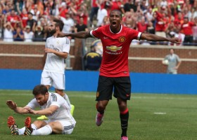 International Champions Cup 2014 - Real Madrid v Manchester United
