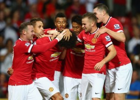 Manchester United v Valencia - Pre Season Friendly
