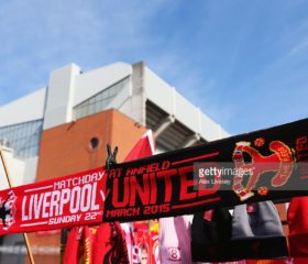 LIVERPOOL, ENGLAND - MARCH 22:  during the Barclays Premier League match between Liverpool and Manchester United at Anfield on March 22, 2015 in Liverpool, England.  (Photo by Alex Livesey/Getty Images)